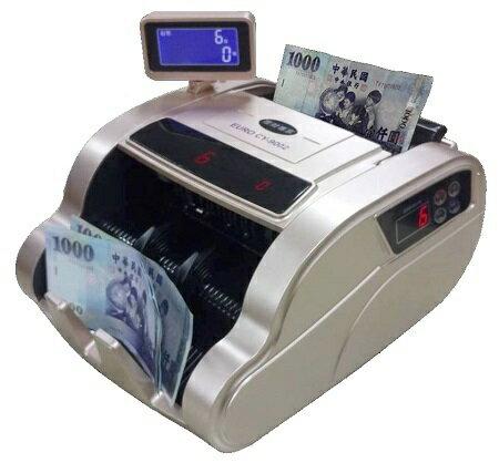EURO 台幣/人民幣 CY9002 點鈔機 驗鈔機 /台 (可驗三倍劵)
