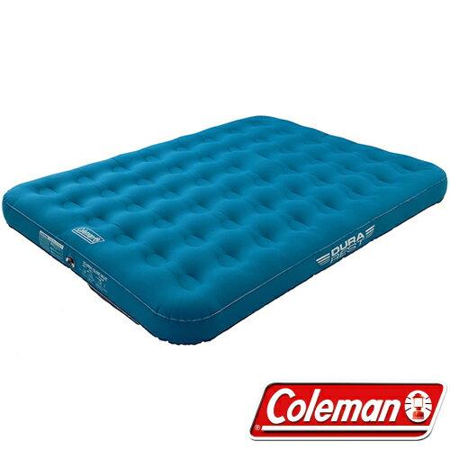 【鄉野情戶外用品店】 Coleman |美國| Durarest氣墊床/充氣床 Queen 露營睡墊/CM-31957M000
