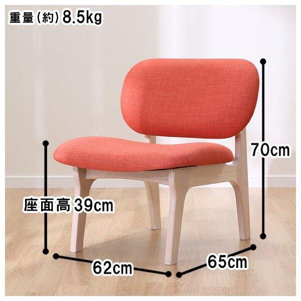 ◎(OUTLET)實木餐桌椅三件組 RELAX WIDE90 WW 橡膠木 福利品 NITORI宜得利家居 9