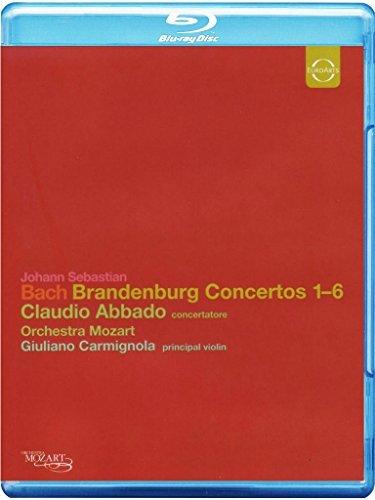 Johann Sebastian Bach: Brandenburg Concertos 1-6 [Blu-ray] 41395a9581492ffea3f38f381ce7ff9b