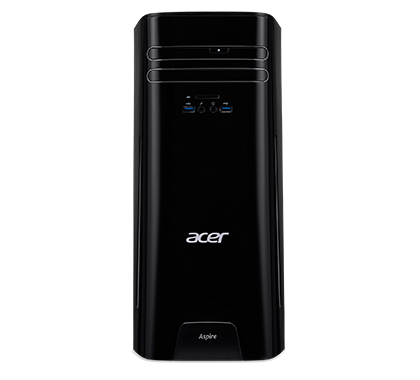 Acer Aspire TC Desktop  Intel i5-7400 3 GHz 12 GB Ram 2 TB HDD Win10Home 0