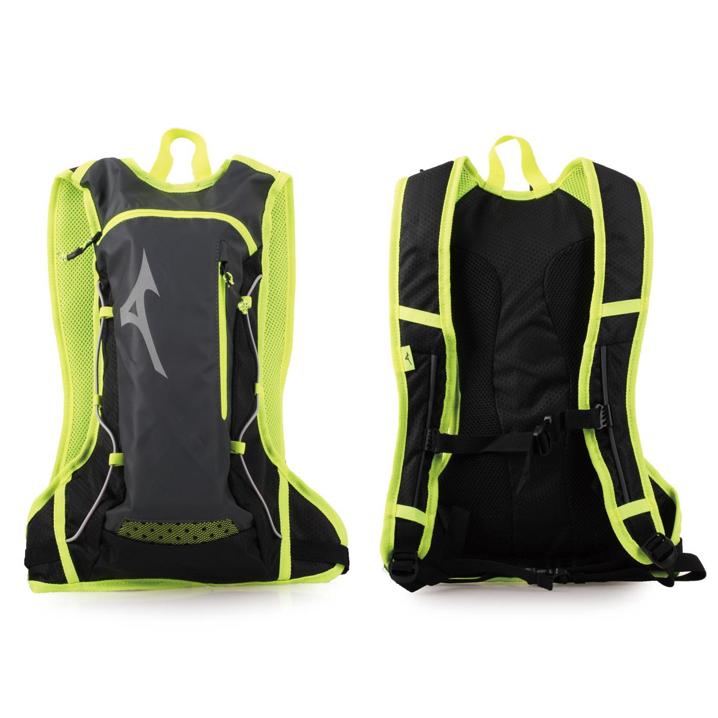 MIZUNO 運動後背包(附1.5L水袋)(雙肩包 旅行包 美津濃【05481430】≡排汗專家≡