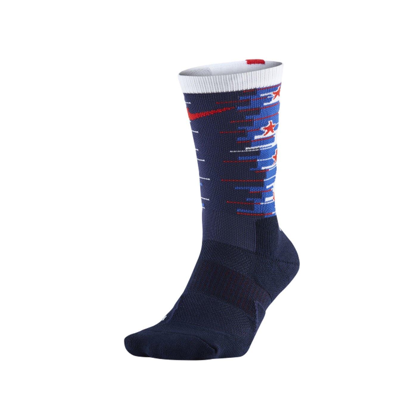 NIKE 男籃球長襪 (長筒襪 訓練 美國獨立紀念款【98410706】≡排汗專家≡