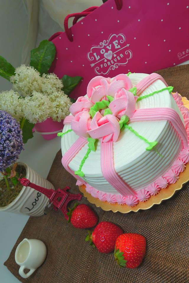木匠手作★客製化生日蛋糕(8吋) 1