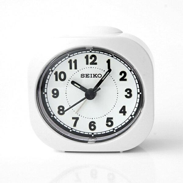 SEIKO精工輕便小巧圓弧形鬧鐘【NV25】柒彩年代 - 限時優惠好康折扣