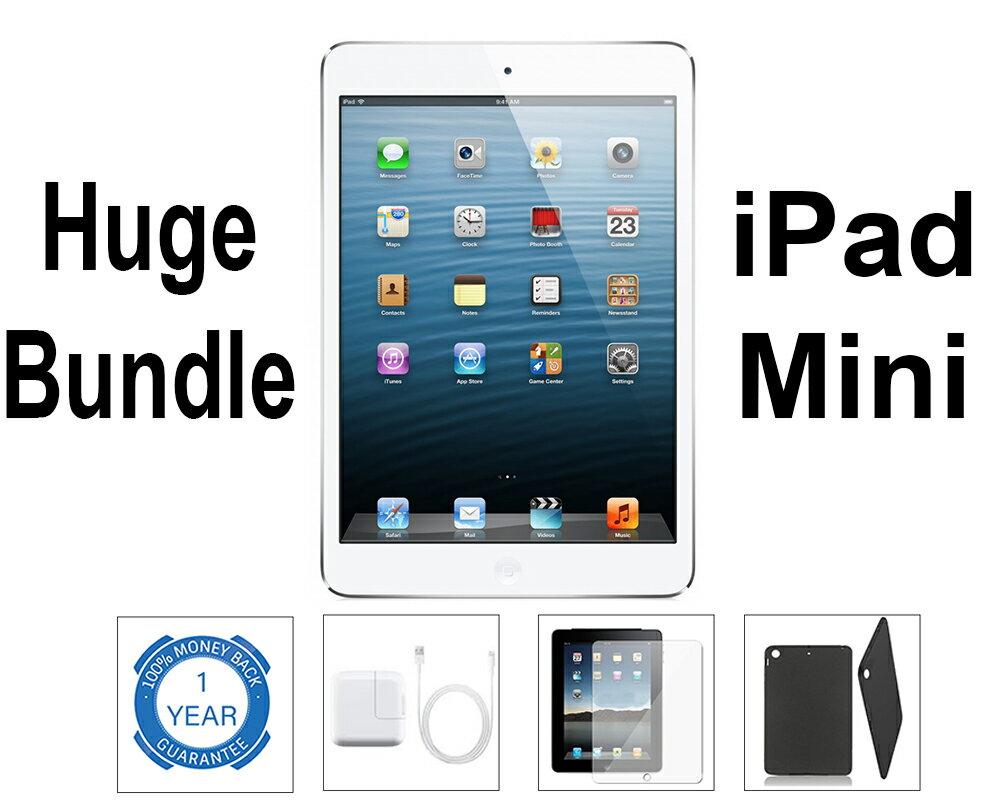 Limitless Usa Apple Ipad Mini 32gb White Wifi Tablet