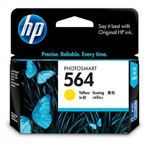 【OKIN】HP 原廠黃色墨水匣 CB320WA 564號 噴墨印表機