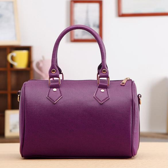 Synthetic Leather Handbag 3