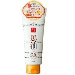 日本 Lishan 北海道馬油保濕全身乳霜 櫻花香 (200g)-AE【Miss.Sugar】【K4006206】