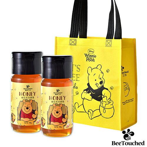 蜜蜂工坊-小熊維尼系列蜂蜜-超值2入組 0