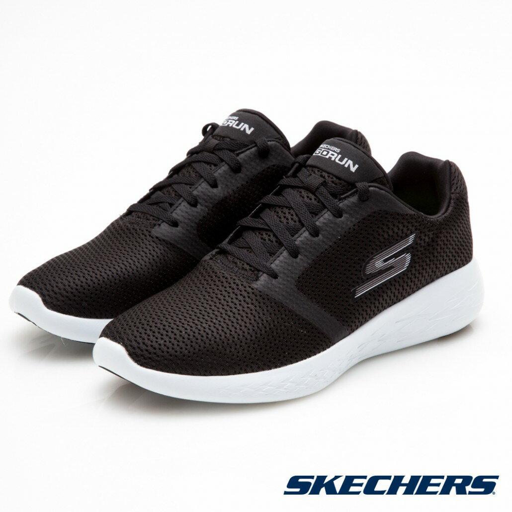 [ALPHA] SKECHERS GO RUN 600 55061BKW 男鞋 跑鞋 GOGA RUN鞋墊