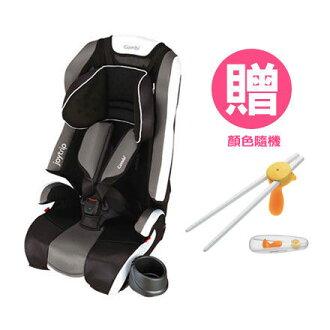 Combi 康貝 New Joytrip EG 功能成長型安全座椅-經典黑【贈 Baby Label 學習筷子組】【悅兒園婦幼生活館】