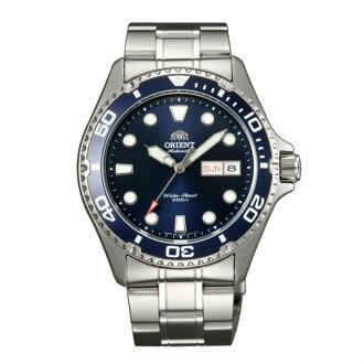 Orient 東方錶(FAA02005D)新世代潛水機械腕錶/藍面41.5mm