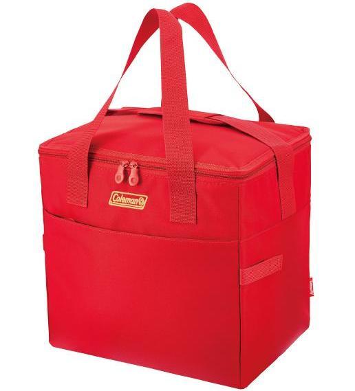 Coleman 30L 保冷袋/冰桶/野餐袋/野餐籃 CM-27237M000 30L莓果紅保冷袋/台北山水