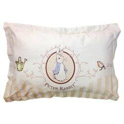 【淘氣寶寶】奇哥 優雅比得兔充綿兒童枕