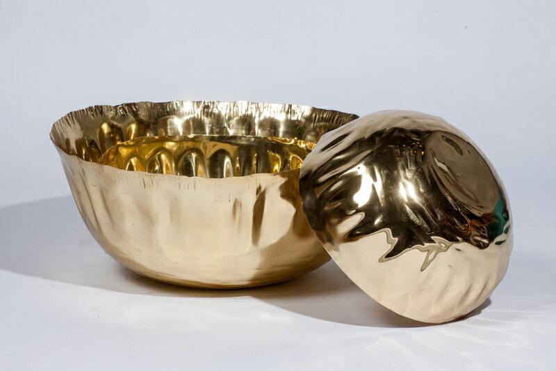 Upptäck Deco 手捶黃銅大碗 - 全三個尺寸【7OCEANS七海休閒傢俱】 5