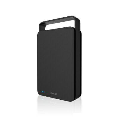 [富廉網] SP廣穎 Stream S06 3TB(黑) 3.5吋 外接硬碟 - 限時優惠好康折扣