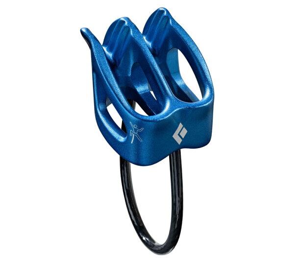 【【蘋果戶外】】BlackDiamond620075藍色ATC-XP運動型雙槽確保下降器豬鼻子