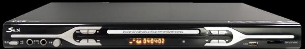 Smith史密斯5.1聲道數位影音光碟機DVD-H836