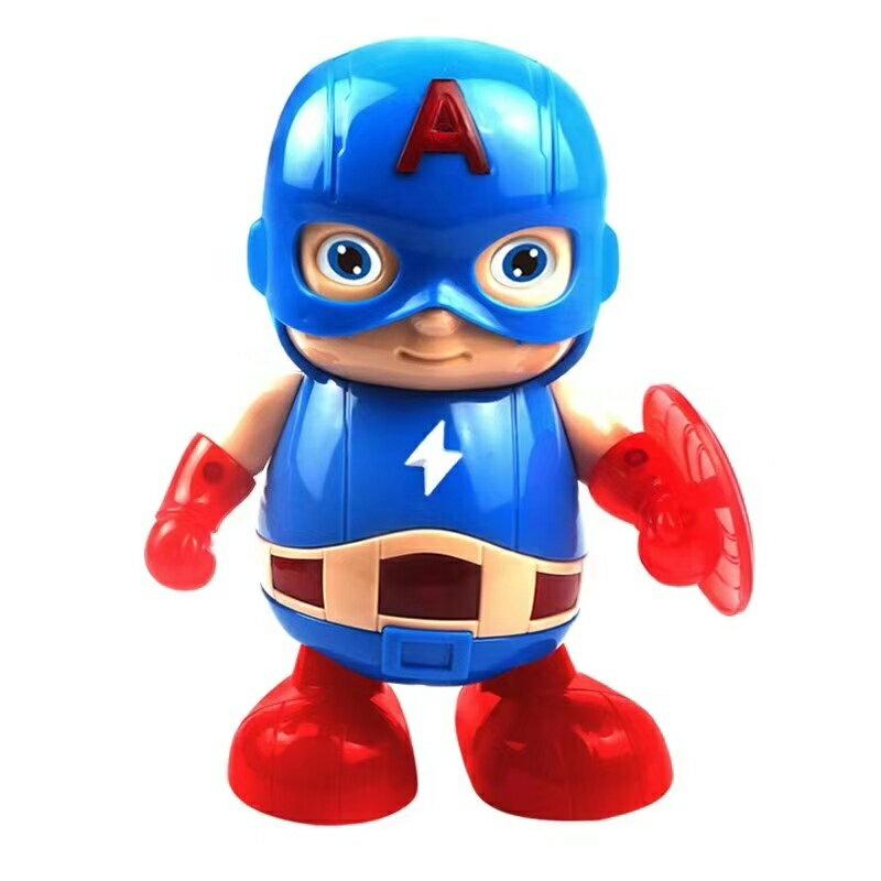 川劇變臉 雪寶 鋼鐵俠 會跳舞的機器人 發光蜘蛛人 蜘蛛人 美國隊長 大黃蜂 女鋼鐵人(小辣椒) 薩諾斯 2
