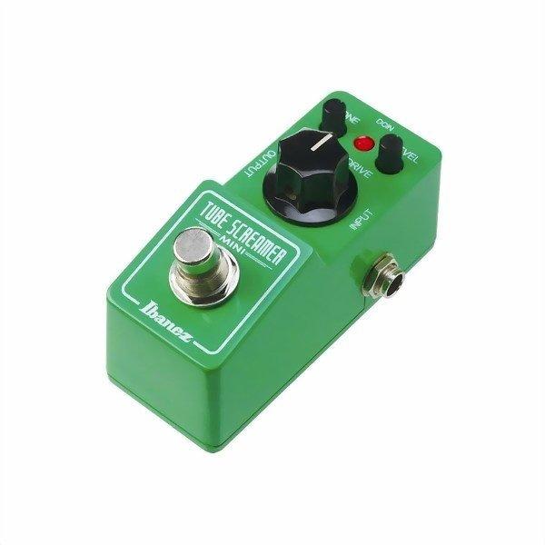 日本製 Ibanez Tubescreamer MINI 經典電吉他單顆效果器/可當成 Boost【唐尼樂器】