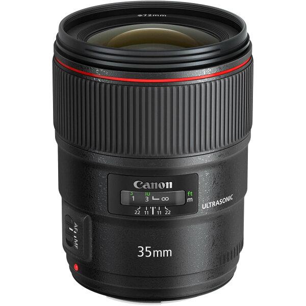 ◎相機專家◎CanonEF35mmF1.4LIIUSM彩虹公司貨全新彩盒裝