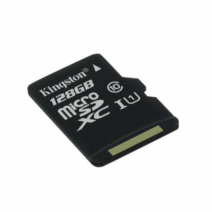 【新風尚潮流】金士頓記憶卡 128G 128GB Micro SDXC C10 U1 SDC10G2/128GB