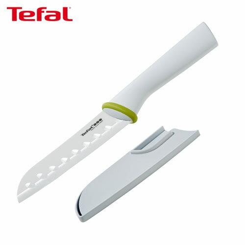 Tefal法國特福陶瓷系列13cm日式主廚刀