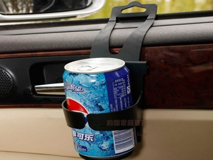 約翰家庭百貨》【Q400】汽車飲料架 水杯架 茶杯架 杯座置物架