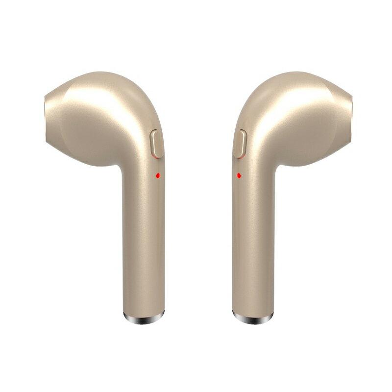 1 Pair Bluetooth 4.1 Wireless Bluetooth Headset In-ear Stereo Ear Buds Headset Earphone 0