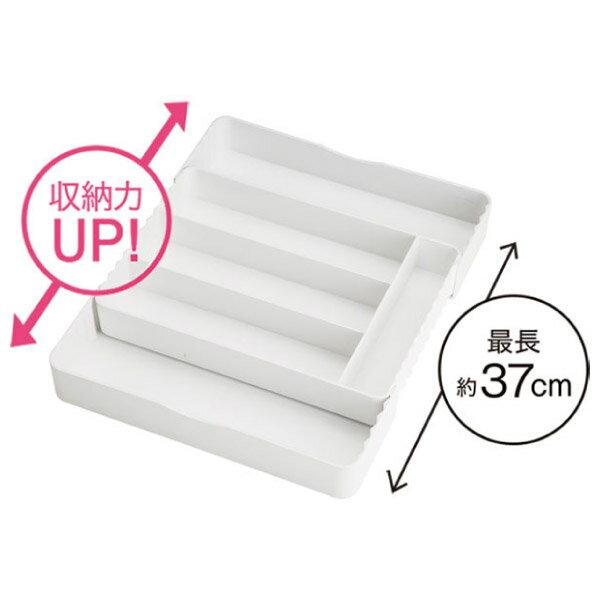 伸縮餐具整理盒 橫式 PBRAN NITORI宜得利家居 3