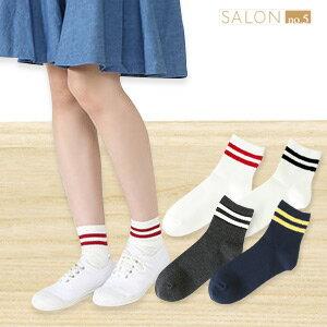 靴下屋Tabio 英倫風百搭簡約運動短襪 /日本襪子