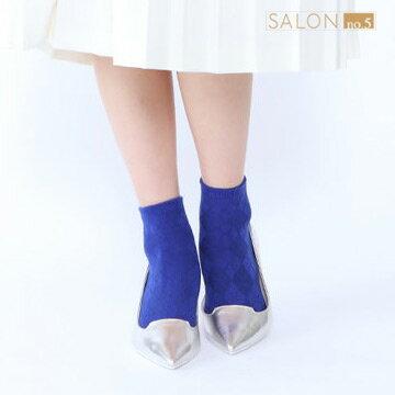 靴下屋Tabio 菱形圖案休閒短襪