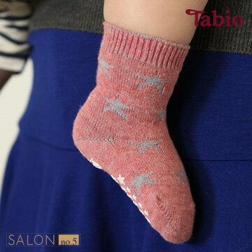 靴下屋Tabio 星星圖案假拉鍊寶寶短襪 9~11cm