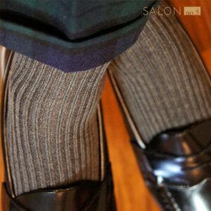靴下屋Tabio 男款羅紋商務中筒襪 /日本襪子第一品牌