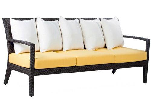 HAVANA 哈瓦那 三人沙發 戶外家具【7OCEANS七海休閒傢俱】TIGER 咖啡混色 0