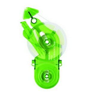 TG-0945R 綠色 超強力豆豆彩貼內帶(易撕型) PLUS