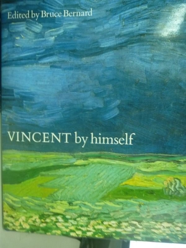 ~書寶 書T9/攝影_ZCM~Vincent By Himself a Selection