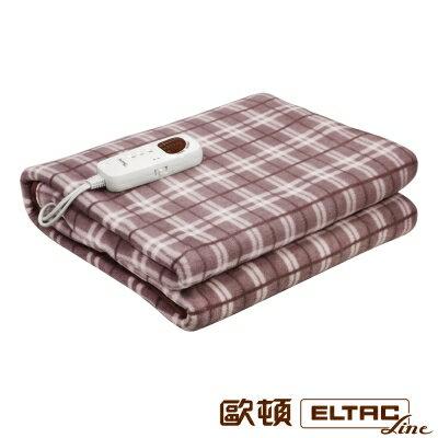 ELTAC 歐頓 微電腦溫控(單人)雙人電熱毯 EEH-B06