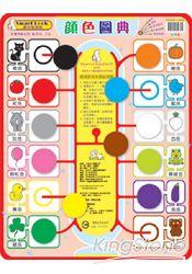 顏色圖典(Smart Lock 聰明智慧板)