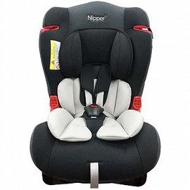 【加贈防刮墊】Nipper 兒童汽車0-7歲安全座椅 黑【通過ECE歐洲統一標準規定,R44 / 04標準】【紫貝殼】 - 限時優惠好康折扣