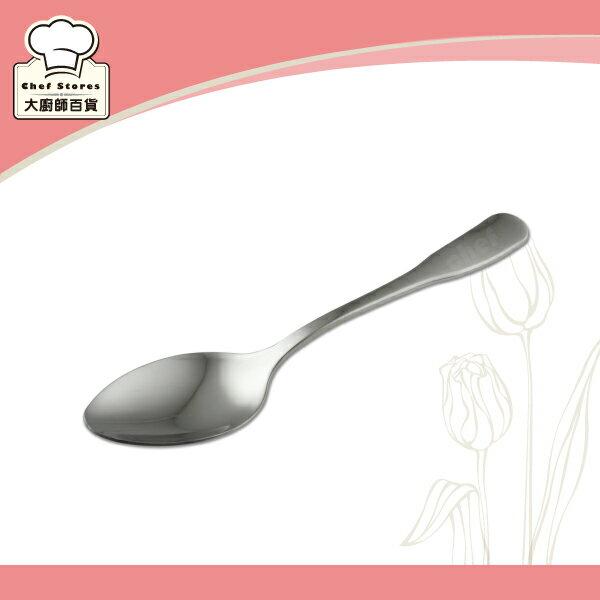 OSAMA王樣義式中餐匙304厚料不銹鋼湯匙-大廚師百貨