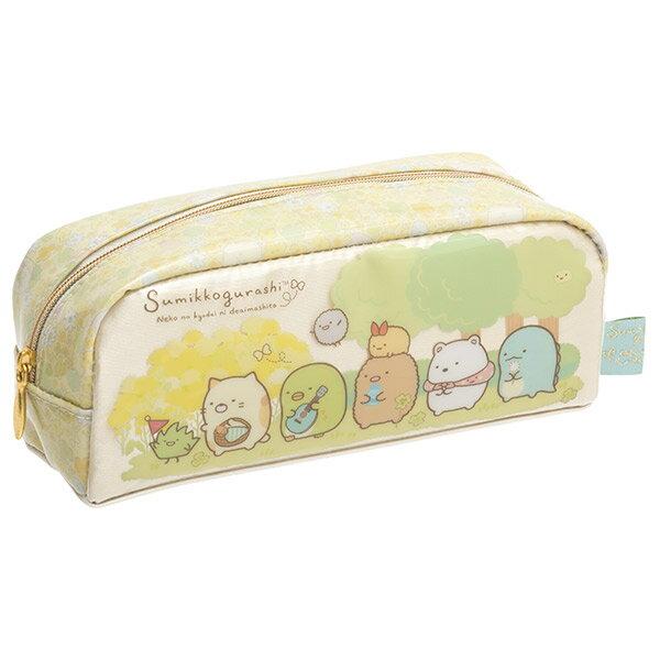 【角落生物鉛筆袋】角落生物 鉛筆盒 鉛筆袋 收納袋 貓咪三兄弟  該該貝比  ☆
