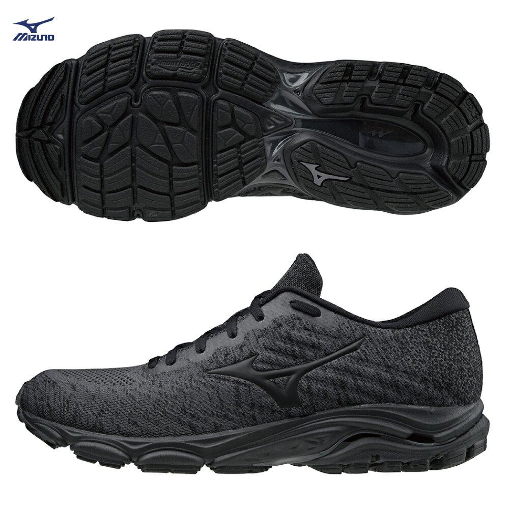 WAVE INSPIRE16 WAVEKNIT 支撐型男款慢跑鞋 J1GC201309【美津濃MIZUNO】 0