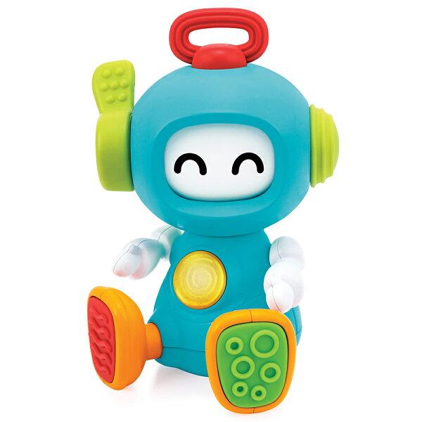 美國Infantino小小聲光機器人
