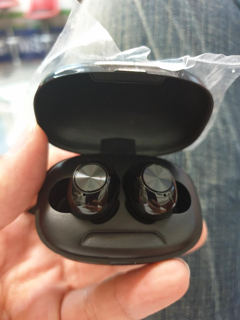 NIADA-TWS-MINI真無線藍芽耳機 藍芽5.0 HI-FI立體音效 大容量充電 小米耳機價(999給妳二組)=免運費