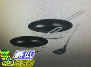 [COSCO代購 如果售完謹致歉意] Silit Toskana 系列不鏽鋼不沾平底鍋 3 件組 W1137433
