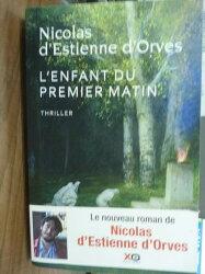 【書寶二手書T9/原文書_PFN】L'Enfant du premier matin_Nicolas