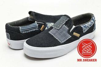 【整點特賣限時5折】☆Mr.Sneaker☆ VANS Slip-On California 拼布/拼接 休閒/滑板/懶人鞋 加州支線 男款/女款