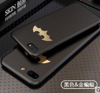蘋果iPhone66Splus5.5吋邦仕奇蝙蝠系列手機殼